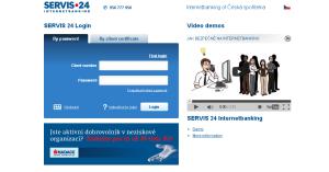 Servis-24-Internetbanking